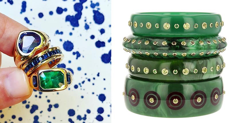 The Adventurine Posts The Jewels We Really Want for The Holidays