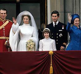 The AdventurinePostsAll the Details on Princess Anne's Chic Wedding