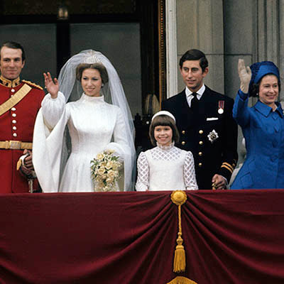 The Adventurine Posts All the Details on Princess Anne's Chic Wedding