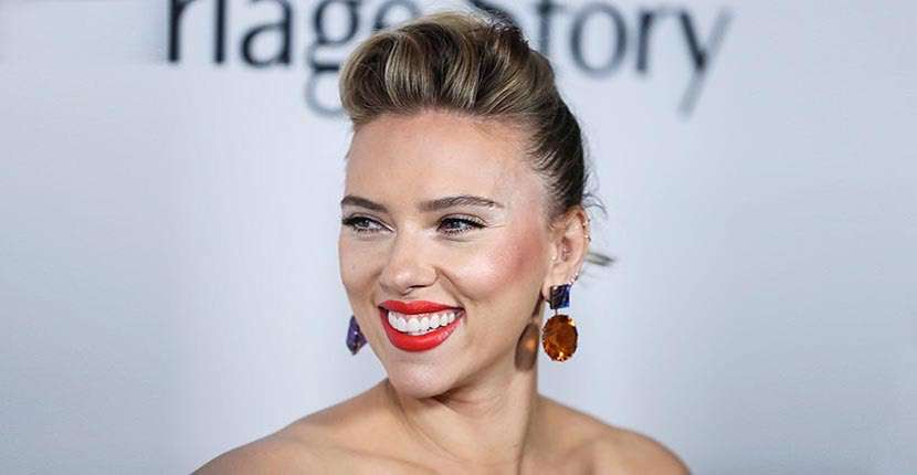 The Adventurine Posts Jewelry Star of 2019: Scarlett Johansson