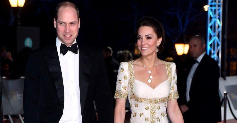 The AdventurinePostsKate Middleton Debuted Iconic Jewels at BAFTAs