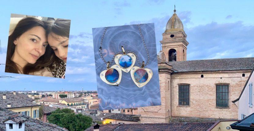 The AdventurinePostsDiary From Italy: Anna Maccieri Rossi