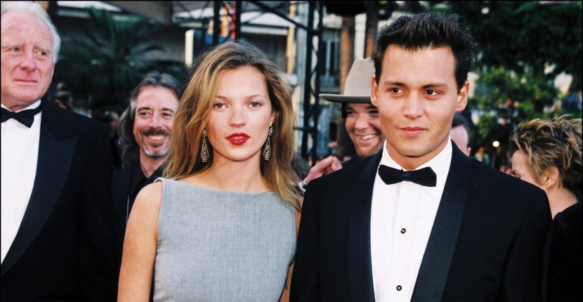The Adventurine Posts When Kate Moss Wore Her Own Diamonds at Cannes
