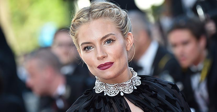 The Adventurine Posts Cannes 2015: Sienna Miller's Jury Duty Jewels
