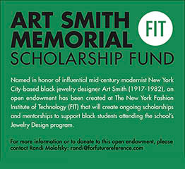The Adventurine Posts Art Smith Memorial Scholarship Fund