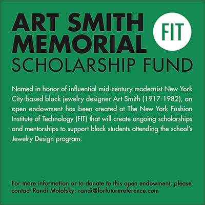 The AdventurinePostsArt Smith Memorial Scholarship Fund