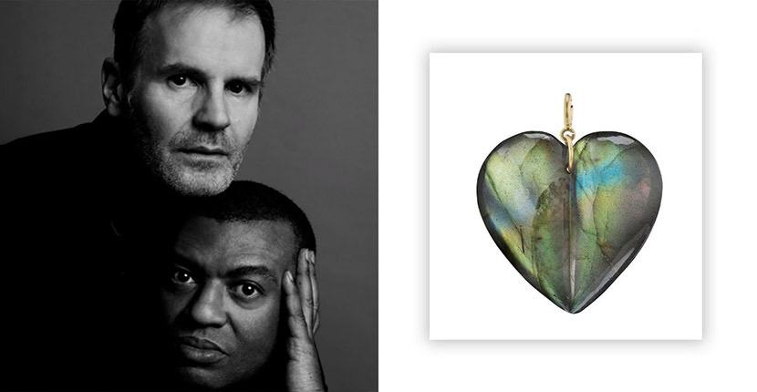 The Adventurine Posts Have A Heart by Ten Thousand Things For BLM