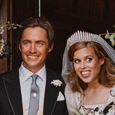 The Adventurine Posts All the Details on Princess Beatrice's Wedding
