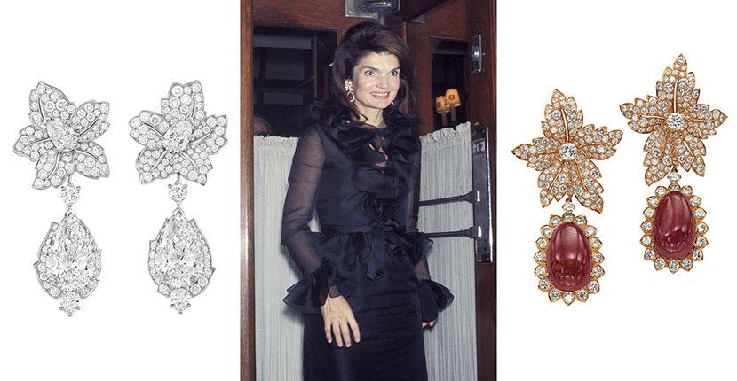 The AdventurinePostsJackie's Van Cleef Jewels Have Been Reimagined