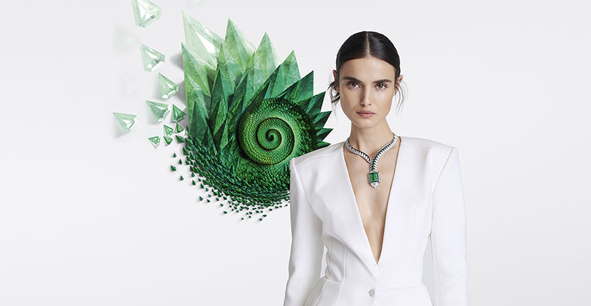 The Adventurine Posts Cartier's Legendary Creatures Inspire New Jewels