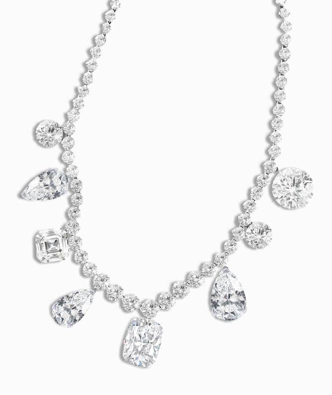 Lorraine Schwartz necklace worn by Beyonce in Black Is King