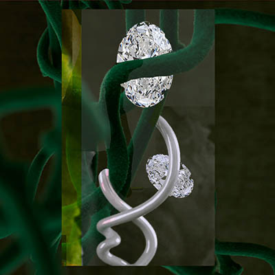 The Adventurine Posts These Engagement Rings Are a Perfect 10