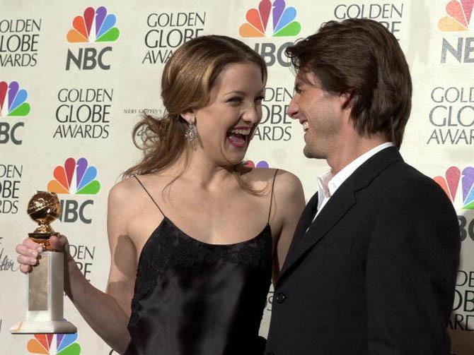 Kate Hudson and Tom Cruise