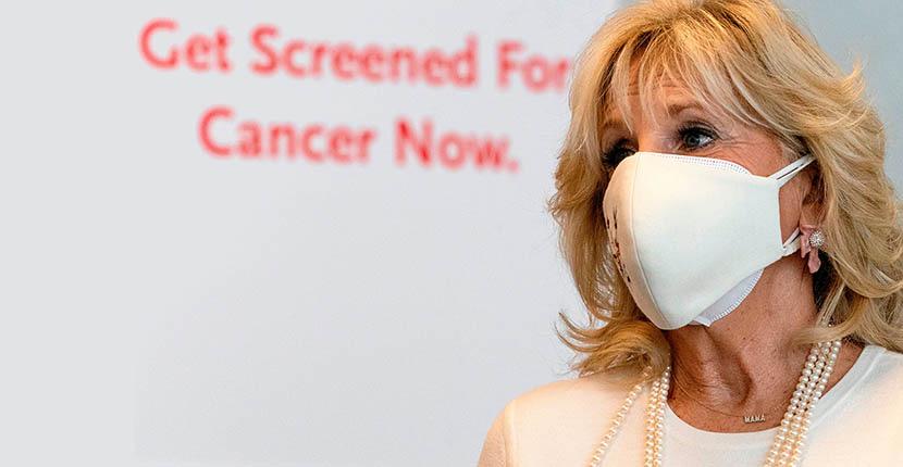 The AdventurinePostsWho Made Dr. Jill Biden's Mama Necklace?