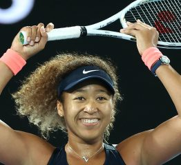 The Adventurine Posts Naomi Osaka's Winning Jewelry Style