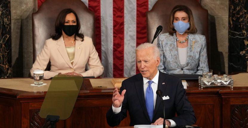 The AdventurinePostsKamala's Bold Jewels for Biden's First Address