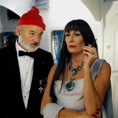 The AdventurinePostsAngelica Houston's Jewels in 'The Life Aquatic'