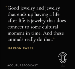 The AdventurinePostsListen to Marion Fasel on The Couture Podcast