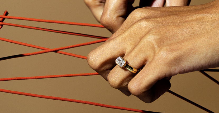 The AdventurinePostsBold Engagement Rings with Romantic Secrets
