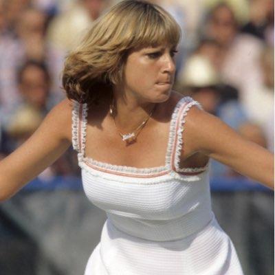 The AdventurinePostsChris Evert's 1970s Diamond Babe Necklace